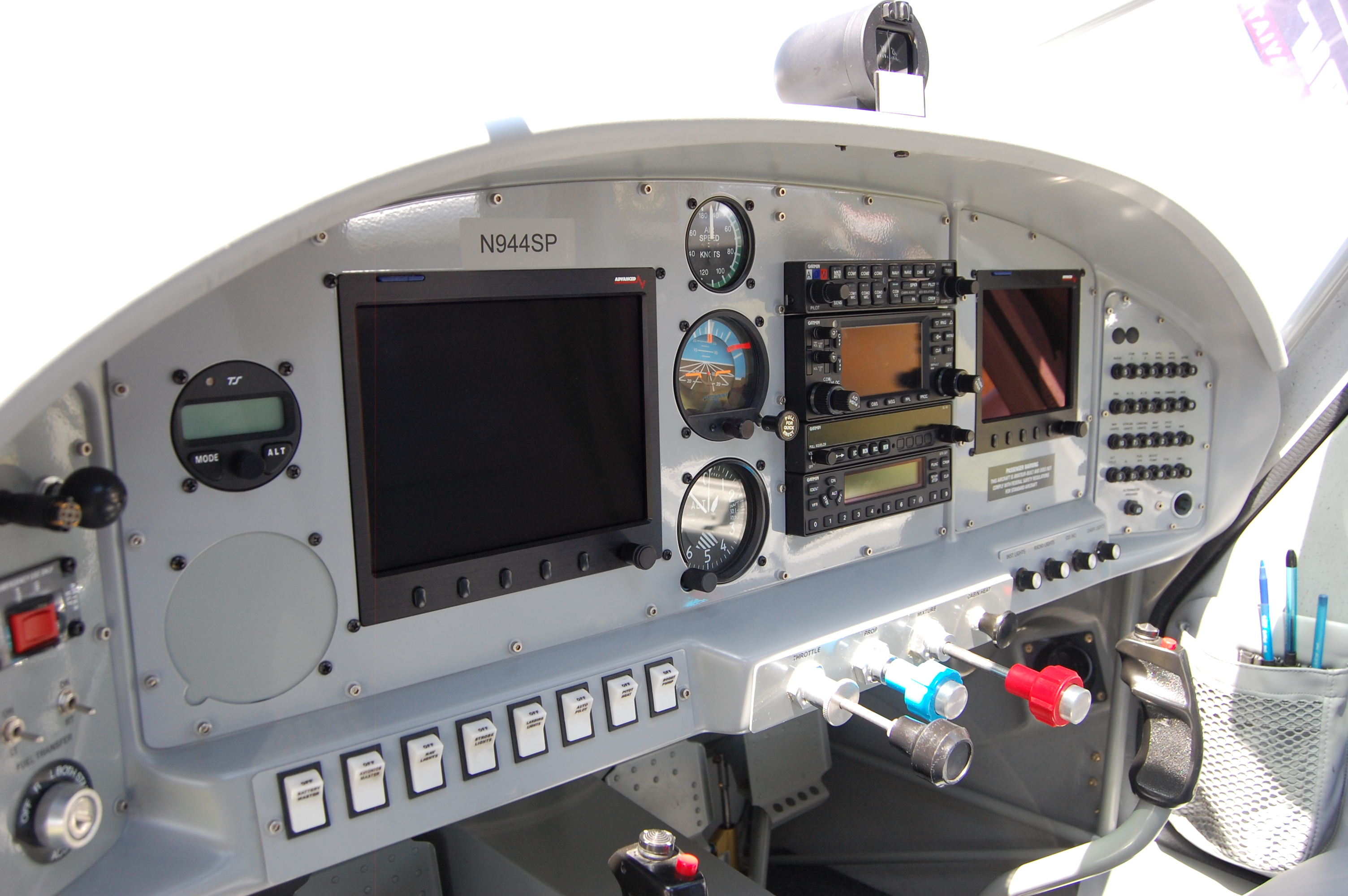Glasair_Sportsman_Cockpit1